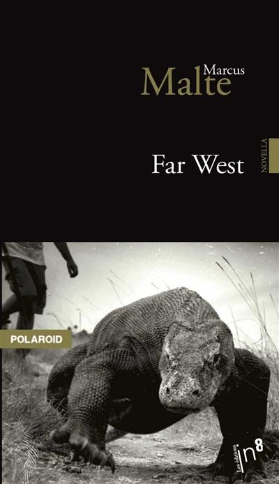 couverture du livre Far West