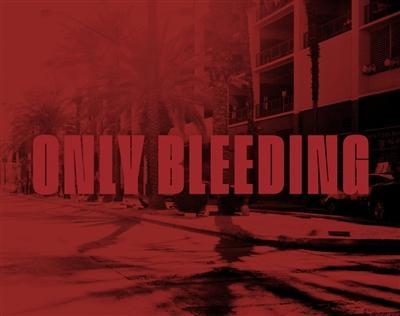 couverture du livre Only bleeding