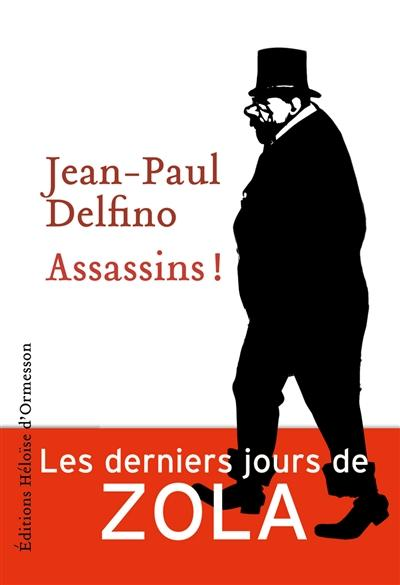 couverture du livre Assassins !