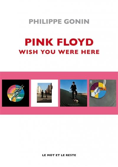 couverture du livre Pink Floyd : Wish you were here