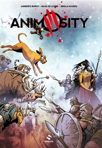 couverture du livre Animosity. Volume 4