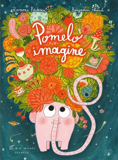 couverture du livre Pomelo imagine